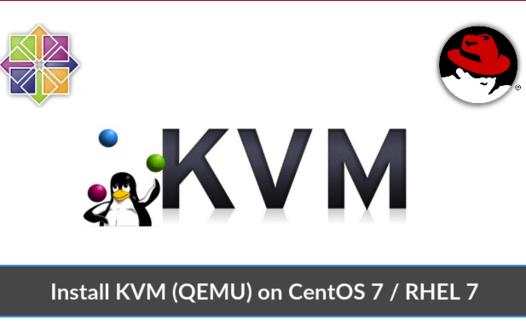 在CentOS 7中安装KVM平台搭建VPS